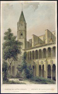 Antiguo convento de los dominicos